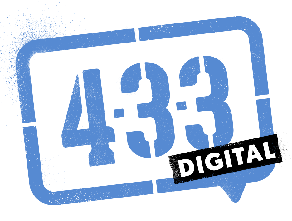 Logo 4-3-3 Media Digital Barcelona